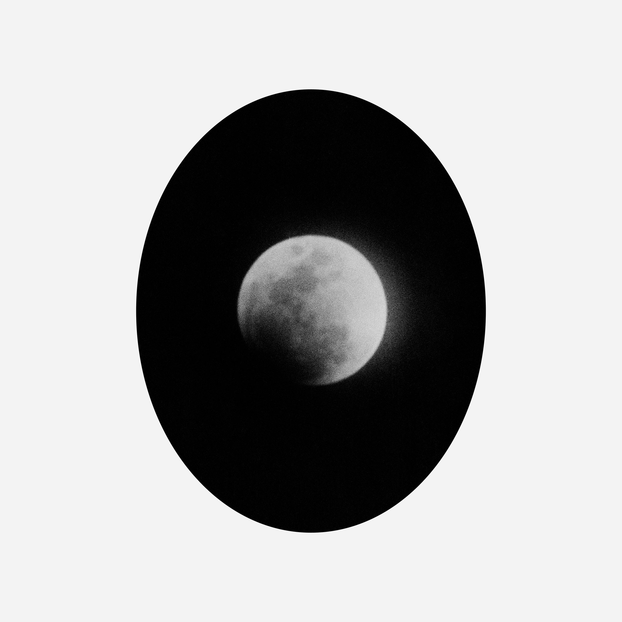 Art, Gæst No. 14, Eclipsing Moon, 2012