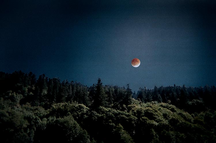 On Myth and Magic No. 5: Eclipse, 2009